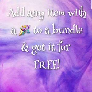 🎉 FREE Bundle Gifts 🎉